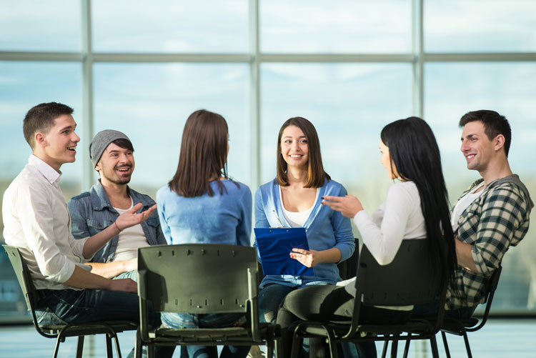 group therapy - twin lakes recovery center intensive outpatient program - iop - gainesville georgia outpatient treatment