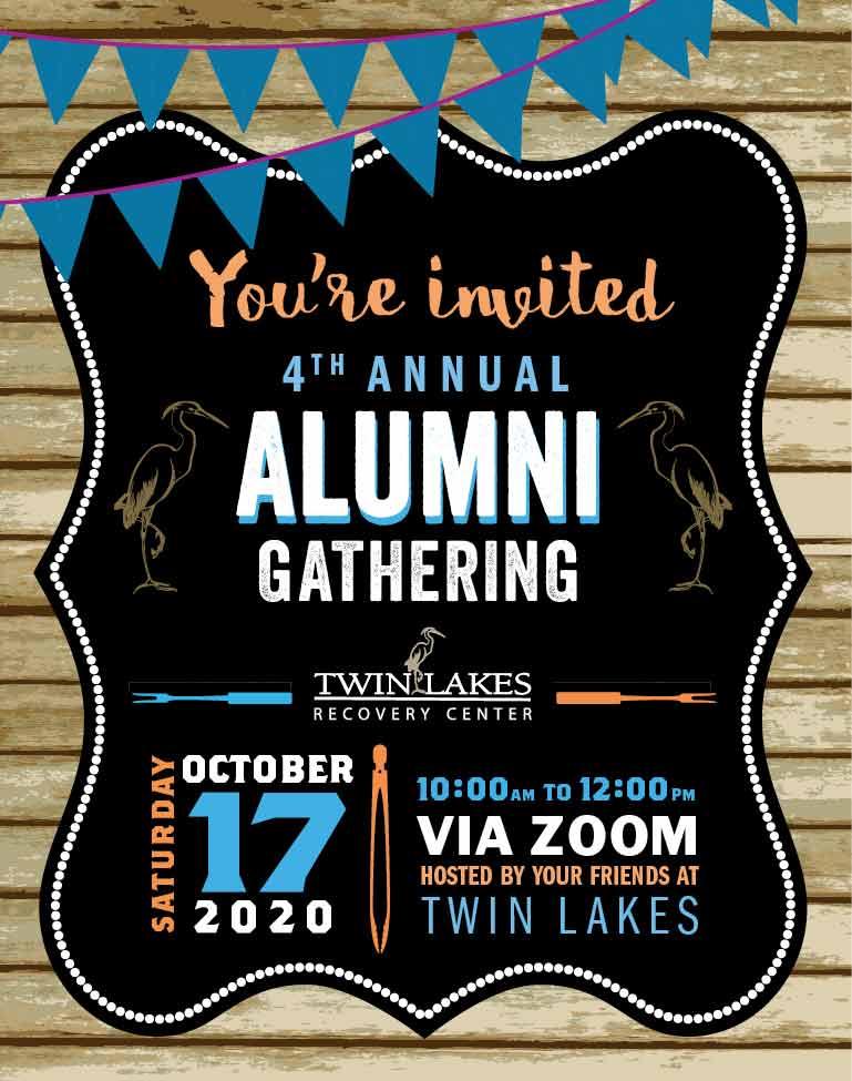 4th Annual Alumni Gathering - October 17, 2020 - Zoom